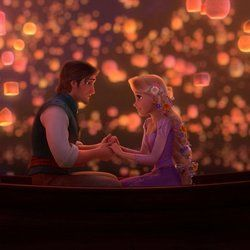 Misc Cartoons guitar tabs for Tangled - i see the light