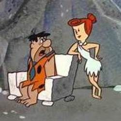 Misc Cartoons guitar chords for The flintstones - charlie and irving - burger on a bun