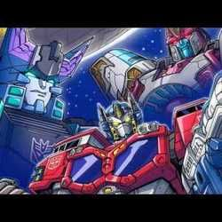 Misc Cartoons guitar tabs for Transformers - cybertron theme