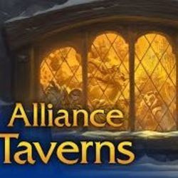 Misc Computer Games bass tabs for World of warcraft - alliance tavern theme