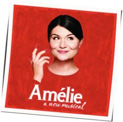 Misc Soundtrack chords for Amelie - when the booth goes bright ukulele