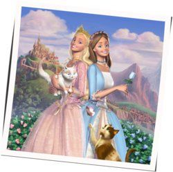 Misc Soundtrack guitar chords for Barbie as the princess and the pauper - free