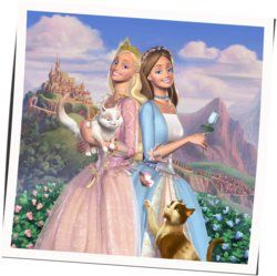 Misc Soundtrack guitar chords for Barbie as the princess and the pauper- free