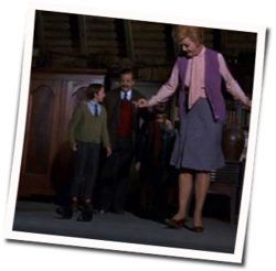 Misc Soundtrack guitar chords for Bedknobs and broomsticks - substitutiary locomotion