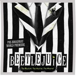 Misc Soundtrack guitar chords for Beetlejuice - the whole being dead thing ukulele