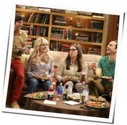 Misc Soundtrack guitar chords for Big bang theory - from the moment that i met you