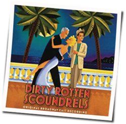 Misc Soundtrack guitar chords for Dirty rotten scoundrels - dirty rotten number