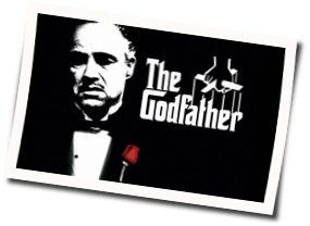 Misc Soundtrack guitar tabs for Godfather theme acoustic (Ver. 2)