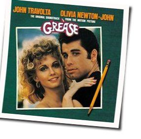 Misc Soundtrack guitar chords for Grease - hopelessly devoted to you