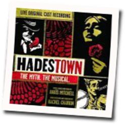 Misc Soundtrack guitar chords for Hadestown - all ive ever known