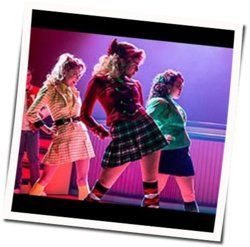 Misc Soundtrack guitar chords for Heathers the musical - me inside of me