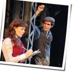 Misc Soundtrack guitar chords for Newsies - high times hard times