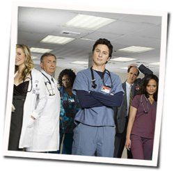 Misc Soundtrack chords for Scrubs - welcome to sacred heart ukulele