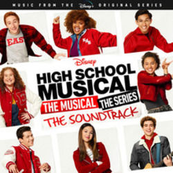 Misc Television guitar chords for High school musical - out of the old