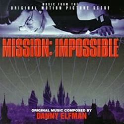 Misc Television bass tabs for Mission impossible