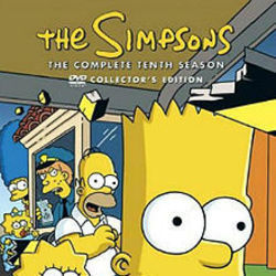 Misc Television tabs for Simpsons