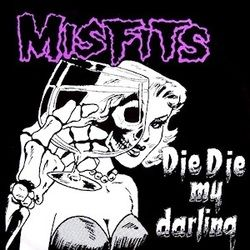 Misfits guitar chords for Die die my darling
