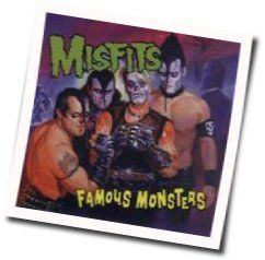 Misfits guitar chords for Fiend without a face