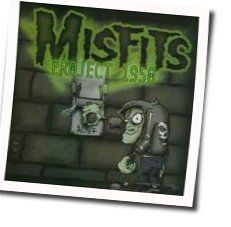Misfits guitar tabs for Great balls of fire