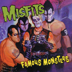 Misfits guitar tabs for Living hell