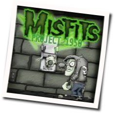 Misfits guitar chords for Only make believe