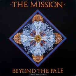 The Mission chords for Beyond the pale
