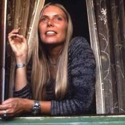 Joni Mitchell chords for Dont interrupt the sorrow
