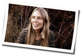 Joni Mitchell chords for Little green