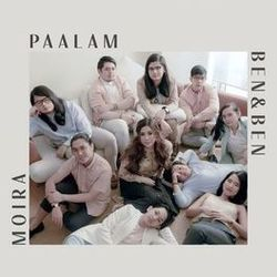 Moira Dela Torre chords for Paalam