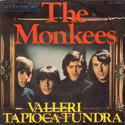 The Monkees chords for Tapioca tundra