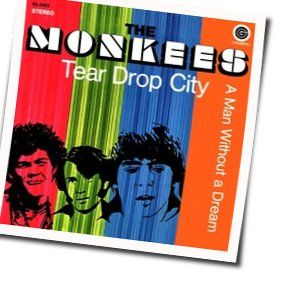 The Monkees chords for Tear drop city