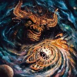 Monster Magnet tabs for I live behind the clouds