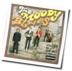 The Moody Blues chords for Voice