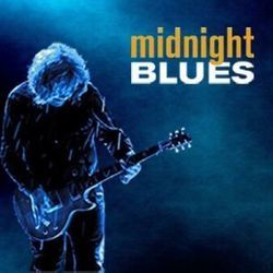 Gary Moore bass tabs for Midnight blues
