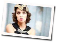 Gaby Moreno guitar chords for Blues de mar