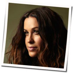 Alanis Morissette chords for The weekend song i dont know