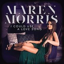 Maren Morris guitar chords for I could use a love song