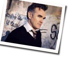 Morrissey chords for America is not the world