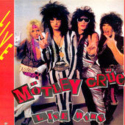 Mötley Crüe guitar chords for Live wire