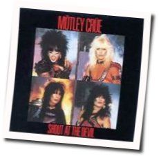 Mötley Crüe bass tabs for Shout at the devil