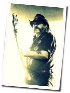 Motörhead tabs for The chase is better then the catch