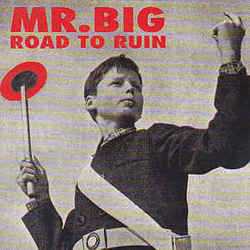 Mr. Big tabs for Road to ruin