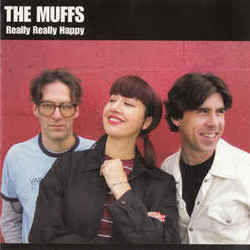 The Muffs guitar chords for Really really happy