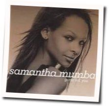 Samantha Mumba tabs and guitar chords
