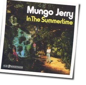 Mungo Jerry bass tabs for In the summertime
