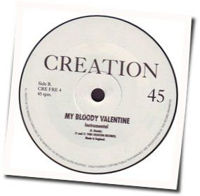 My Bloody Valentine chords for Emptiness inside