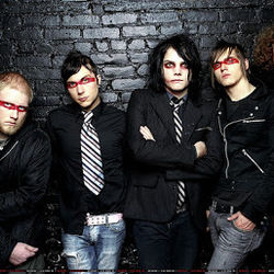 My Chemical Romance chords for All the angels