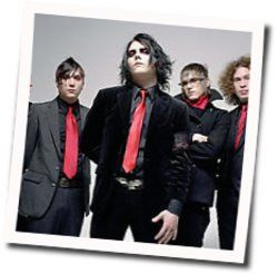 My Chemical Romance chords for Cancer
