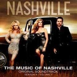 Nashville Cast guitar chords for History of my heart