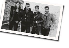 Needtobreathe guitar chords for Cages